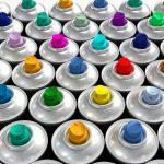 مزایای رنگ کردن با اسپری
